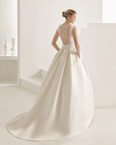 ORENSE vestido de novia Rosa Clará Two 2017