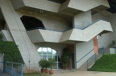 Ginásio. Foto: Scarpinetti/Unicamp   Flickr - Photo Sharing!