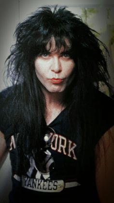 The One and Only Blackie Lawless of W.A.S.P. #BlackieLawless #wasp