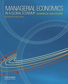 The 19 best managerial economics images on pinterest business managerial economics in a global economydominick salvatore fandeluxe Choice Image