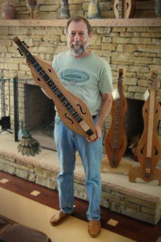 Bill Rich aka Papaw of Papaw's Dulcimer
