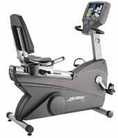 Life Fitness 95re Recumbent Bike -- Continue to the product at the image link.
