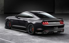 ❤ Best of Ford @ MACHINE ❤ (2015 Hennessey 717hp Mustang HPE700 via Supercompressor)