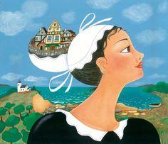 Bretoňka Pocahontas, Disney Characters, Fictional Characters, Disney Princess, Art, Profile, Art Background, Kunst, Performing Arts