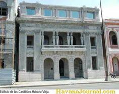 Classic architecture in La Habana Vieja
