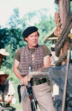 TEAM 'The Bend in the River Part 1 Episode 2 3 Pictured Dwight Schultz as 'Howling Mad' Murdock Dwight Schultz, Frida Abba, George Peppard, The A Team, Classic Tv, Old Movies, Best Shows Ever, Movies Showing, Tv Series