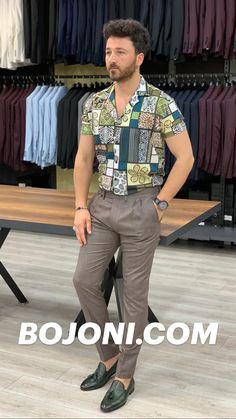 Mens Dress Outfits, Summer Outfits Men, Casual Outfits, Men Casual, 70s Outfits, Spring Outfits, Casual Shorts, 1980s Mens Fashion, Men's Fashion