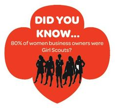 Why Girl Scouts Become Entrepreneurs