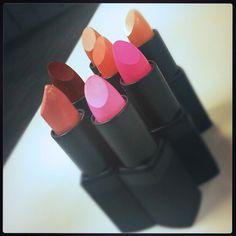 NARS lipsticks - Wir lieben die neue Kollektion!