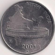 Motivseite: Münze-Asien-Indien-Rupee-0.50-1988-2007