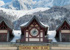 You'll never tire of the views staying in Chamonix-Mont-Blanc, France