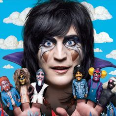 Noel Fielding, Luxury Comedy. <3