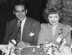 Desi Arnaz & Lucille Ball after they married 1940 Bonita Granville, I Already Miss You, William Frawley, Vivian Vance, Queens Of Comedy, Lucille Ball Desi Arnaz, Lucy And Ricky, Bad Pic, Anniversary Pictures