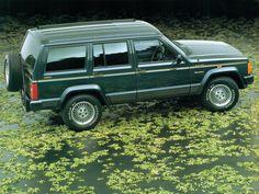 Front panel 1984–87 Jeep Cherokee Pioneer (XJ)