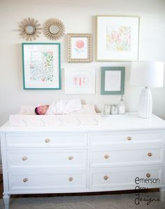 A blog featuring the lastest in baby bedding and style trends for the nursery.