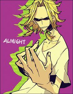 - Boku no Hero Academia - All Might