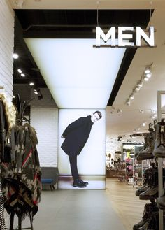#LED #lightboxes #display #retail #design