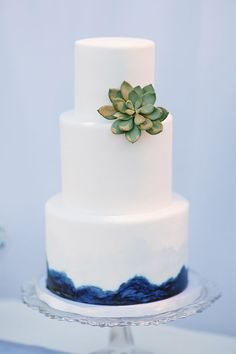 30 succulent wedding cake ideas: 2015's hottest cake trend - Wedding Party