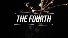 THE FOURTH by JJ Fabre
