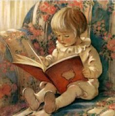 A Quiet Corner     .     .     Jessie Willcox Smith