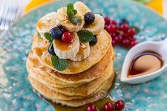 Protein Quinoa Pancakes Recipe1