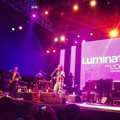 At Luminato. The incomparable Rufus Wainwright, June 10 - Tweeted by @brynnbeard