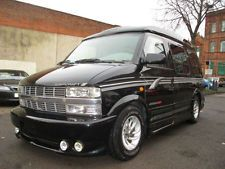 2001 Fresh Import Chevrolet Astro Day Van Gmc Safari Luxury Mpv Camper 4wd