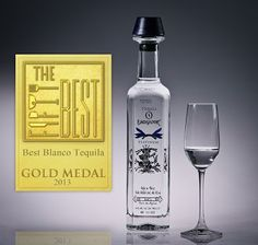 Tequila Embajador Awarded Best Blanco Tequila