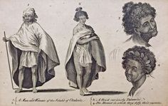 """[eBay Auction] Engraving of """"Natives of Otaheite"""" from """"Journal of a voyage to the South Seas"""" Bidding ends June 11! http://www.ebay.com/itm/Rare-Engraving-of-034-Natives-of-Otaheite-034-Circa-1773-NO-RESERVE-/391802338337?ssPageName=STRK:MESE:IT"""