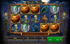 Trick or treat Promo