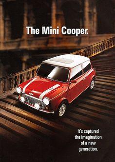 Rover Mini Cooper Brochure