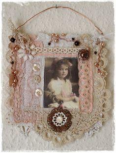 Fabric Collage by xela66, via Flickr