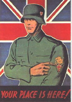 British WW2  Posted by Germany