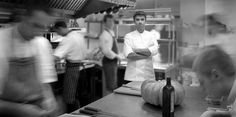 Martin Wishart trained under many masters of classical French cuisine before returning to his native Edinburgh, where he has earned himself a legion of loyal fans across his four restaurants.