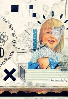 Eduardo Recife | You Are Trapped (2005)  Collage