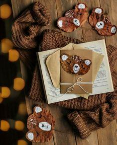 Holiday Crafts For Kids, Fall Crafts, Diy For Kids, Diy Crafts, Fall Projects, Projects For Kids, Autumn Illustration, Fall Preschool, Diy Presents