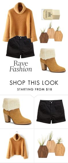 """""""Untitled #25"""" by hailievandendyssel ❤ liked on Polyvore featuring UGG Australia and H&M"""
