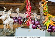 garlic ristra - Google Search