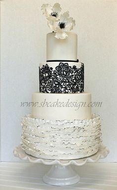 SB Cake Design| Olathe wedding cakes, custom cakes | Olathe, Kansas | GALLERY