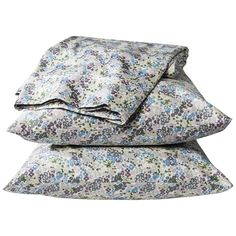 Performance Sheet Set (Full) Floral Purple 400 Thread Count - Threshold, Purple Floral