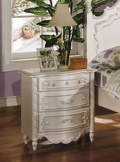 Pearl Nightstand | Acme Furniture | Home Gallery Stores