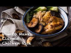 The Best Clay Pot Chicken Rice (鸡肉煲仔饭) | Omnivore's Cookbook