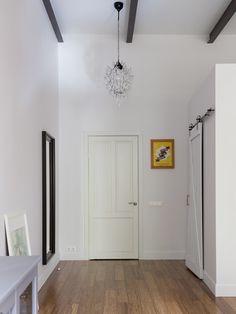 Квартира с мезонином на Смоленском бульваре — The Village