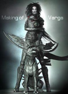 Making of Varga