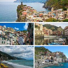 Cinque Terre - The Best of Italy by Train: A Two Week Itinerary - The Trusted Traveller Oh The Places You'll Go, Places To Travel, Places To Visit, Life Is A Journey, New Journey, Cinque Terre, Visiting The Vatican, Italy Train, Best Of Italy