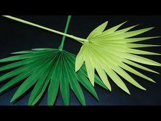 Basteln: Blumen Is Turquoise For You? Paper Leaves, Tissue Paper Flowers, Diy Flowers, Quilling Dolls, Deco Jungle, Diy Fleur, Jungle Flowers, Fleurs Diy, Paper Plants
