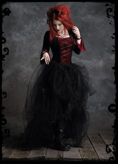 This designer's clothes are amazing! this is her FB link: