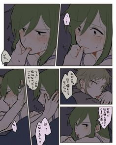 Drawing Body Poses, Kagerou Project, Naruto Cute, Anime Kiss, My Hero Academia Manga, Anime Couples, Summer Days, Fan Art, Drawings