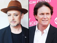Boy George on Bruce Jenner's Transition: 'It Makes Me Quite Emotional' -