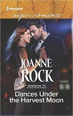It's funny that the cover of my new book, Dances Under the Har­vest Moon, shows a happy cou­ple twirling in the moon­light. It's an image I like, of a scene that takes place in the book, but it's one of those fleet­ing moments sur­rounded by lots of angst because that's the way of romance. Plenty of obsta­cles to get to our Hap­pily Ever Afters, just like in real life.